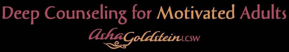 Asha Goldstein Logo